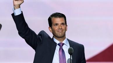 El 'Rusiagate' se li complica a Trump amb la implicació del seu fill gran