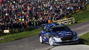 Tanak ha ganado el Rally de Alemania