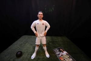 El Cristiano Ronaldo más merengue