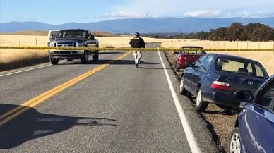 Al menos cinco muertos en un tiroteo en una escuela de California