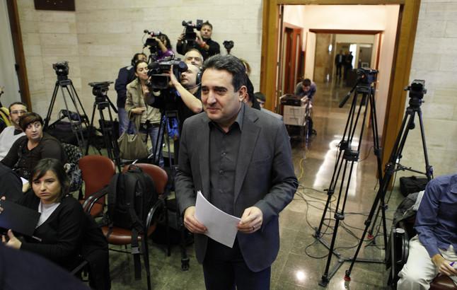 El Ayuntamiento de Sabadell reprueba a Bustos