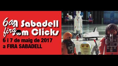 Sabadell acull per 6è any consecutiu l'exposició més gran d'Europa de Playmobil