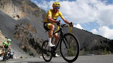 Froome ya tiene el Tour de Francia en el bolsillo