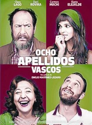 La comedia del a o ocho apellidos vascos - 8 apellidos vascos actores ...