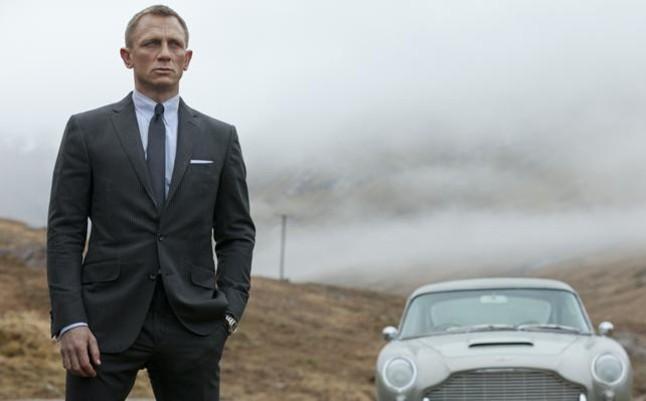 Daniel Craig ya tiene el carnet de conducir