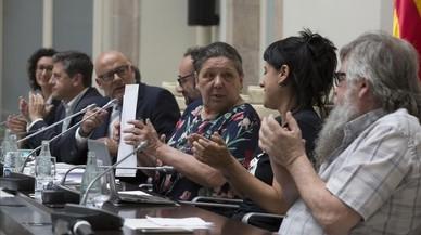 Junts pel Sí y la CUP acuerdan suspender el pleno del Parlament por la campaña del referéndum