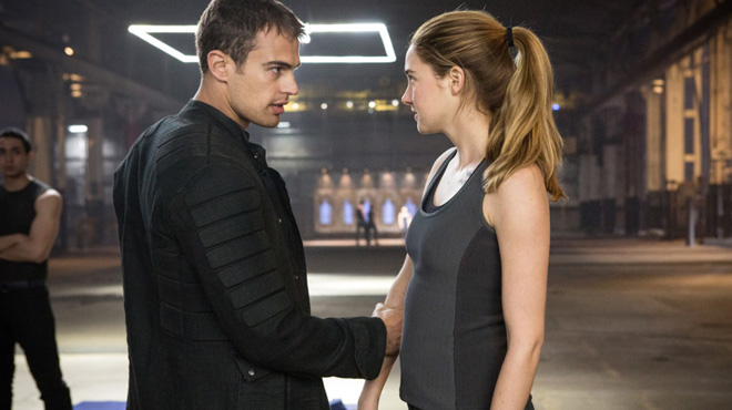 Tràiler: 'Divergent'