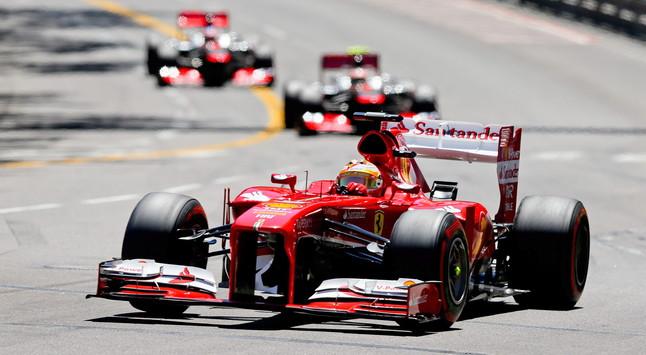 """Alonso: """"No ten�amos ritmo para estar delante, no hay m�s"""""""