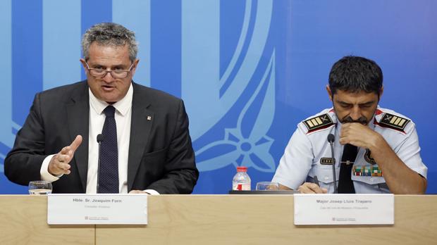 """El Govern admet que va rebre el 25 de maig un avís """"de baixa credibilitat"""" sobre un atac a la Rambla"""