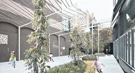 El Eixample se oxigenará con 5.000 m2 verdes más