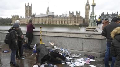 Atemptat de Londres: les imatges
