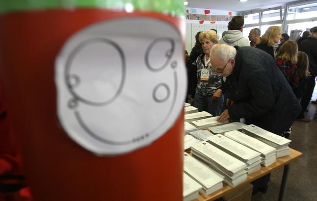 Barcelona votaria 'sí' a la independència de Catalunya
