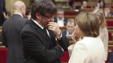 Puigdemont i Forcadell assistiran a l'assemblea general de l'ANC