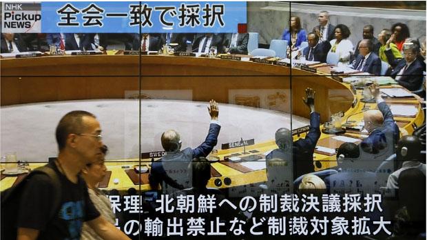 Nova ronda de sancions a l'ONU a Corea del Nord
