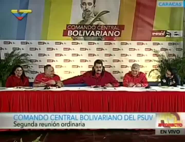 Maduro cuenta que es fan del programa de La Sexta 'Zapeando'.