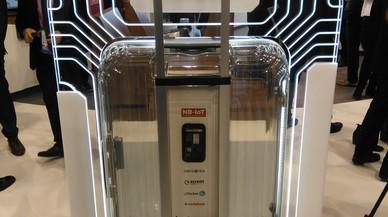 La maleta conectada, de Vodafone.
