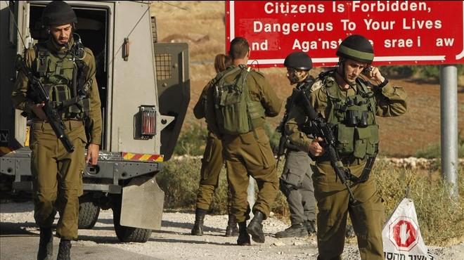Israel congela 83.000 permisos d'entrada a palestins després de l'atemptat de Tel Aviv