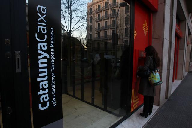 La venta de catalunya caixa seguir adelante for Catalunya banc oficinas