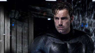 Ben Affleck, en una escena de 'Batman vs Superman'.