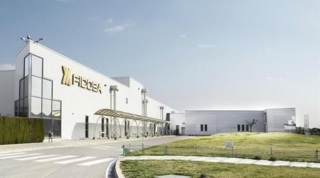 La planta de Ficosa en Viladecavalls.