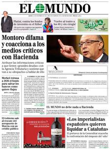 'Espanya contra Catalunya', verdades y mentiras