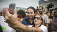 Iglesias demana disculpes per la seva al·lusió als orígens d'alguns catalans
