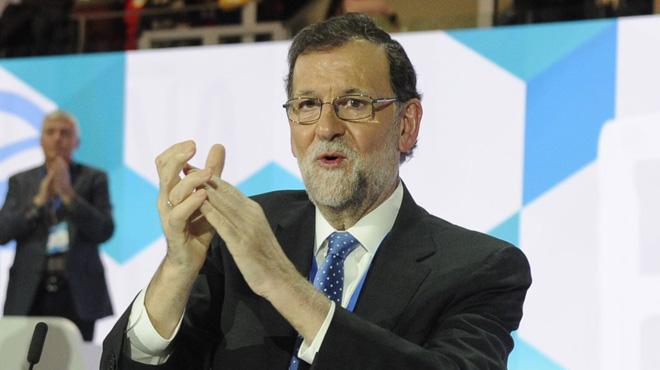 """Rajoy rechaza """"comerciar la amputación"""" de Catalunya"""