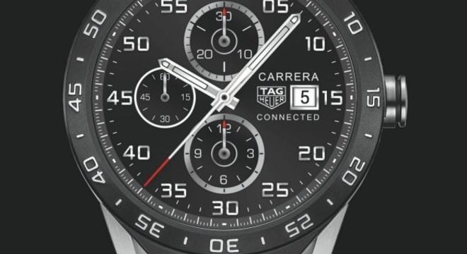 El reloj inteligente Tag Heuer Connected.