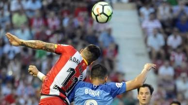 El Girona aconsegueix el primer triomf de la seva història a Primera