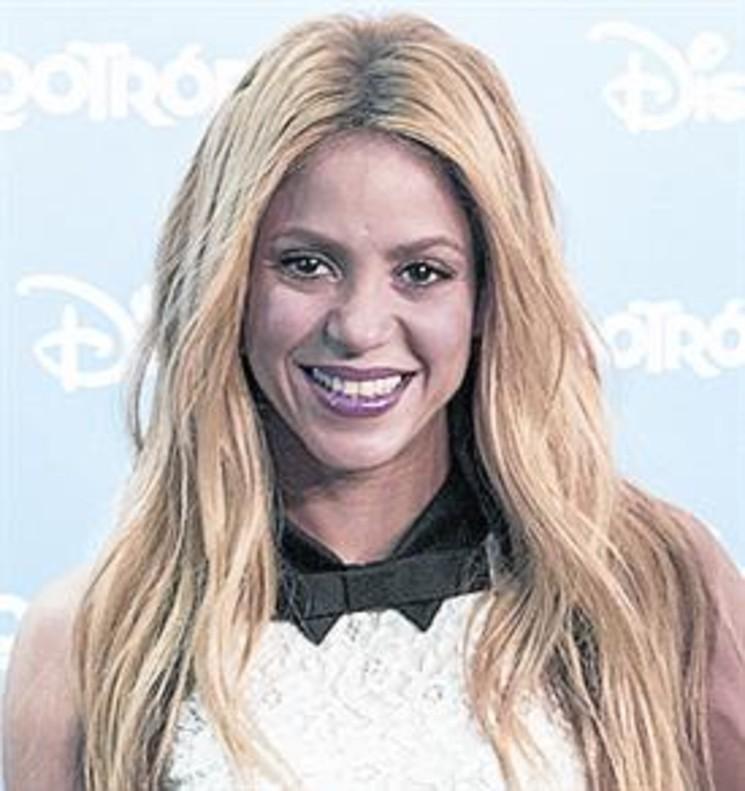Shakira, en el punto de mira por su última foto en Instagram