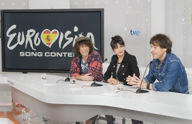 TVE pide a los fans que voten la canción de Eurovisión