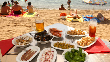 Calamars i cerveseta, l'aperitiu preferit pels espanyols