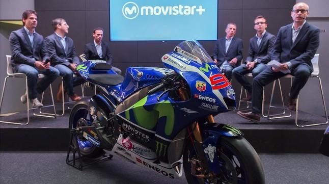 El Mundial de Motos corre en Movistar+