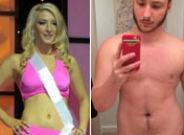 Ashton Colby es un joven de 23 a�os que antes lleg� a ser Miss Ohio.