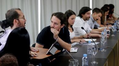 """Pablo Iglesias: """"La DUI sería la peor decisión"""""""