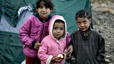 Unos 800.000 niños han pedido asilo en la UE en los últimos dos años