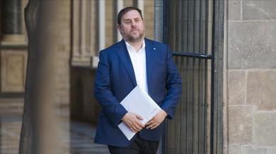 """Junqueras propone la creación de """"una caja de resistencia"""" para pagar las multas del 9-N"""