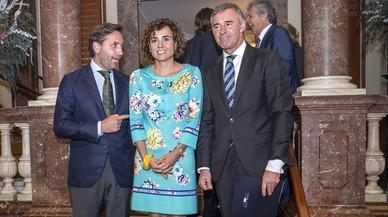 Dolors Montserrat defensa el consens total per a l'agència europea del medicament