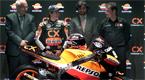 El subcampe�n de Moto2, Marc M�rquez, es uno de los favoritos para luchar por el t�tulo mundial de la categor�a intermedia. En la imagen, en Barcelona, durante la presentaci�n oficial del equipo Catalunya Caixa-Repsol.