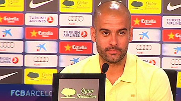 Guardiola habla de su relacin con Tito Vilanova