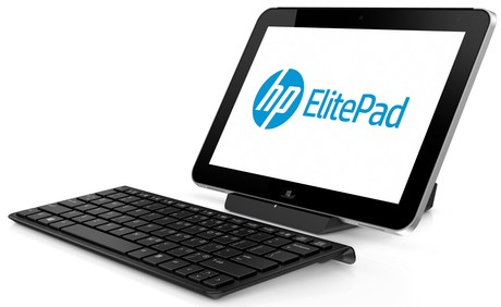La nueva tableta de HP ElitePad 900.