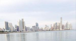 Imagen de la ciudad de Panamá y sus rascacielos