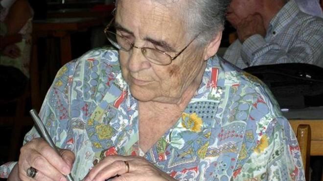 Homenatge a Marta Mata en el desè aniversari de la seva mort