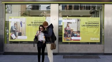 El Govern acorda per fi que Bankia i BMN es fusionin