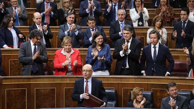 Montoro ha pedido corresponsabilidad a los Gobiernos de Catalunya y de Valencia