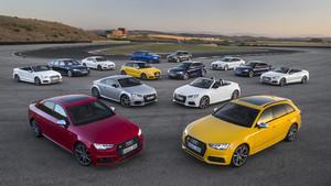 Gama Audi S, los deportivos elegantes