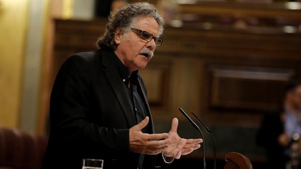 Joan Tardà (ERC): ¿Que es creuen, que som imbècils?