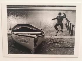 Una de las fotografias de Sergio Más en Can Sisteré.
