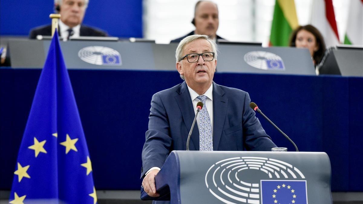 rjulve40088547 eu10 estrasburgo francia 13 09 2017 el presidente de la 170913124823
