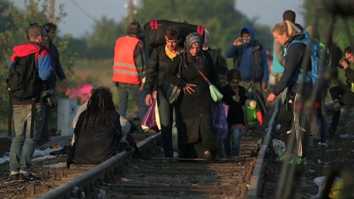 Las cifras de la vergüenza europea: solo 30 de 160 mil refugiados han sido acogidos